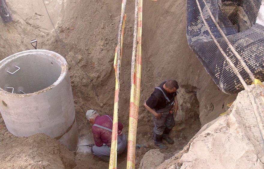 Palangos Gintaro muziejaus inžinerinių tinklų renovacija