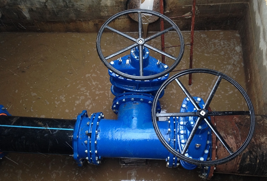 Vandentiekio inžinerinių tinklų rekonstrukcija