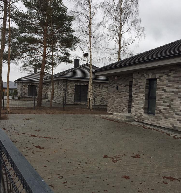 Individualių namų kvartalas